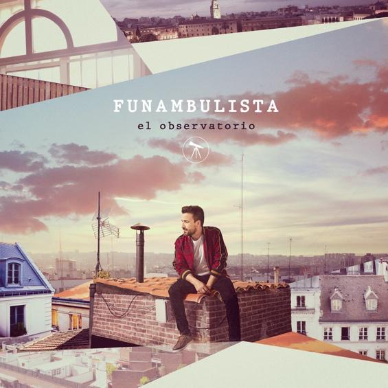 """Funambulista lanza su cuarto disco: """"El observatorio"""""""