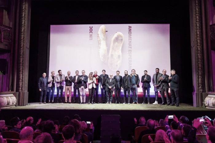 """La Fundació del FC Barcelona presenta el documental """"Un joc anomenat esperança"""""""