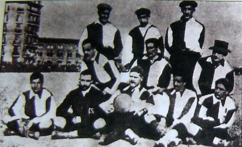 El Atlético de Madrid, un club fundado por hinchas de Bilbao