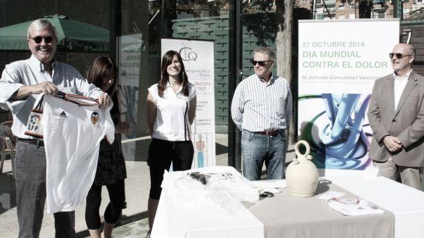 El Valencia CF colabora con Fundolor