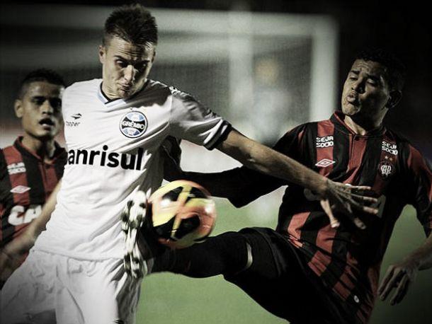 Grêmio x Atlético-PR, Campeonato Brasileiro