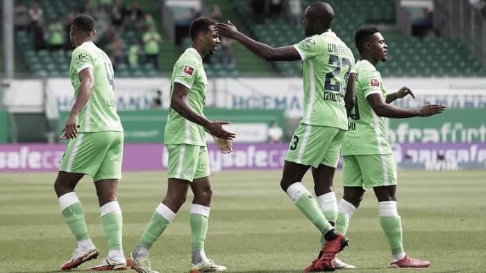 Wolfsburg se mantiene tranquilamente en la cima de la tabla