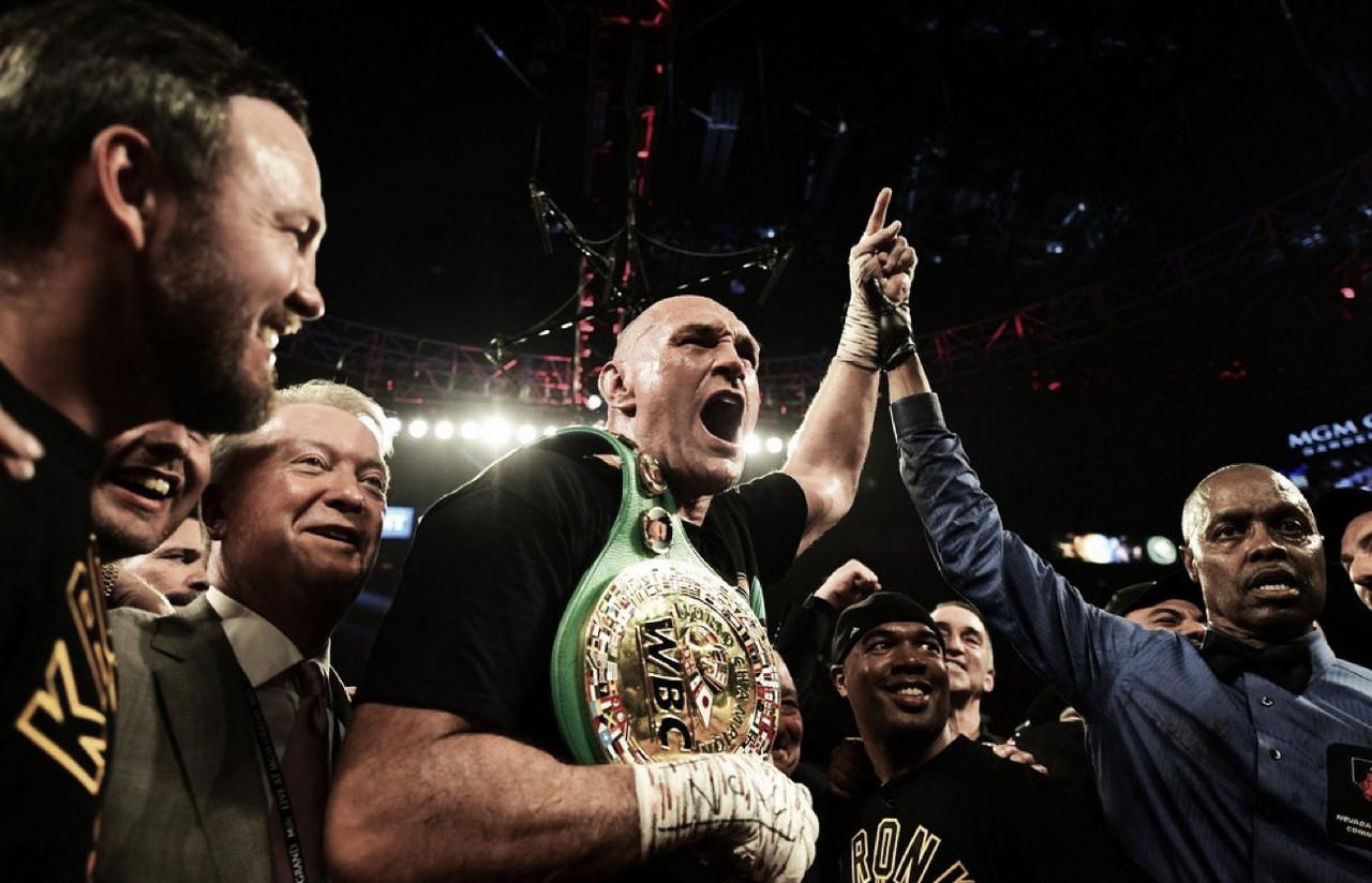 """El Nuevo Campeón: """"The King Gitanes"""""""