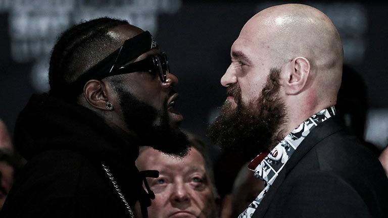 Se iniciaron las negociaciones por la revancha de Fury vs Wilder