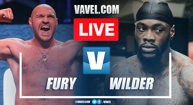 Highlights: Tyson Fury vs Deontay Wilder in Boxing 2021