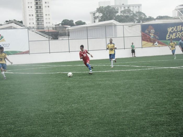 Brasil vence Chile pelo Parapan de Jovens e avança no Futebol de 7