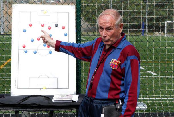 """Laureano Ruiz: """"El método Barça lo inventé yo"""""""
