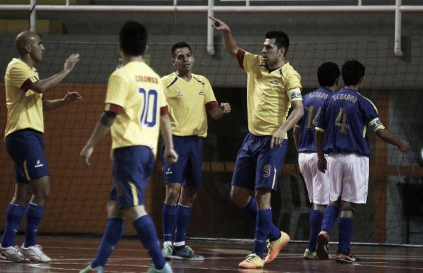 La Selección Colombia de futsal se prepara para el Mundial