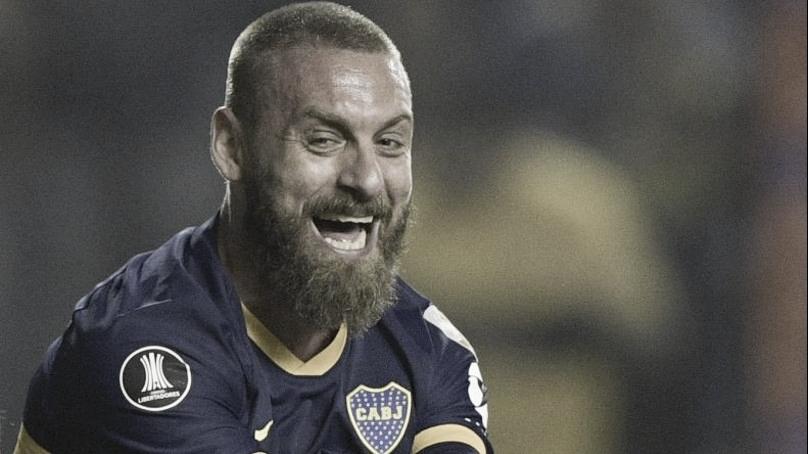 """Guillermo Burdisso: """"De Rossi quería seguir como jugador o técnico"""""""