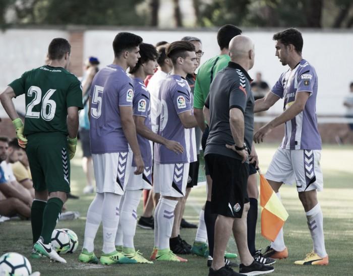 El Real Valladolid comienza la liga en casa
