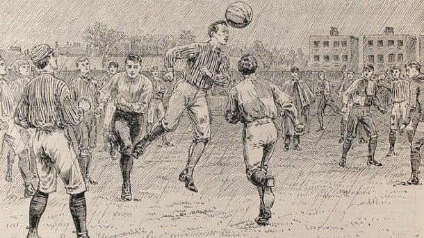 Anécdotas del fútbol británico
