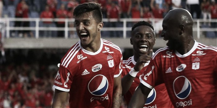 América perdió dos puntos en casa: empató frente a Deportes Tolima