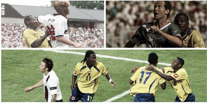 Estados Unidos - Colombia: debut Centenario