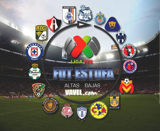 bb5a9b814a8ed Futbol de Estufa  Altas y bajas para el Torneo Apertura 2014 - VAVEL.com