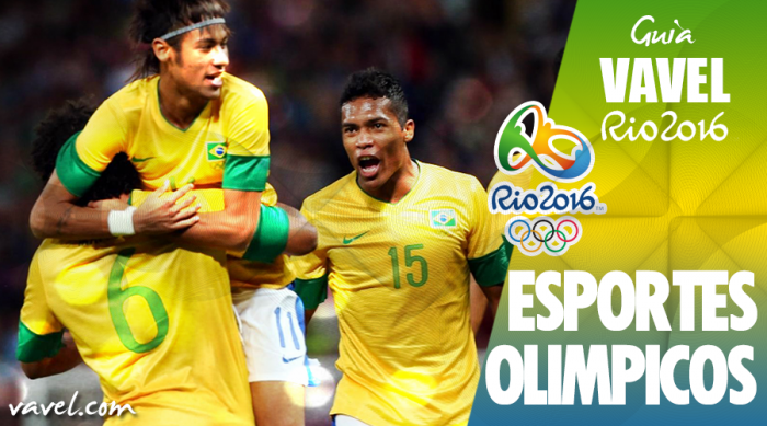 Futebol: tudo o que você precisa saber para o Rio 2016