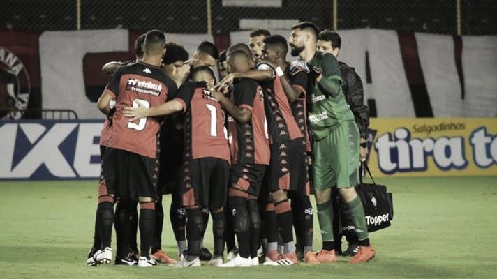 Vitória tenta espantar má fase na Série B contra embalado Criciúma