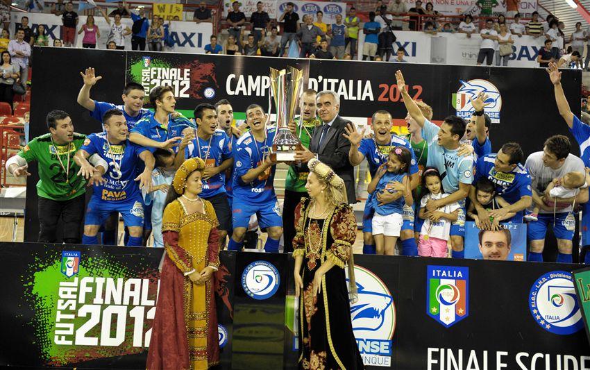 Luparense campione d'Italia