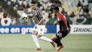 Fluminense esbarra na marcação do Antofagasta e empata sem gols no Maracanã
