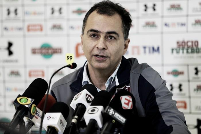 Vice de futebol revela crise financeira do Fluminense: ''Grande com receita de Atlético-GO''
