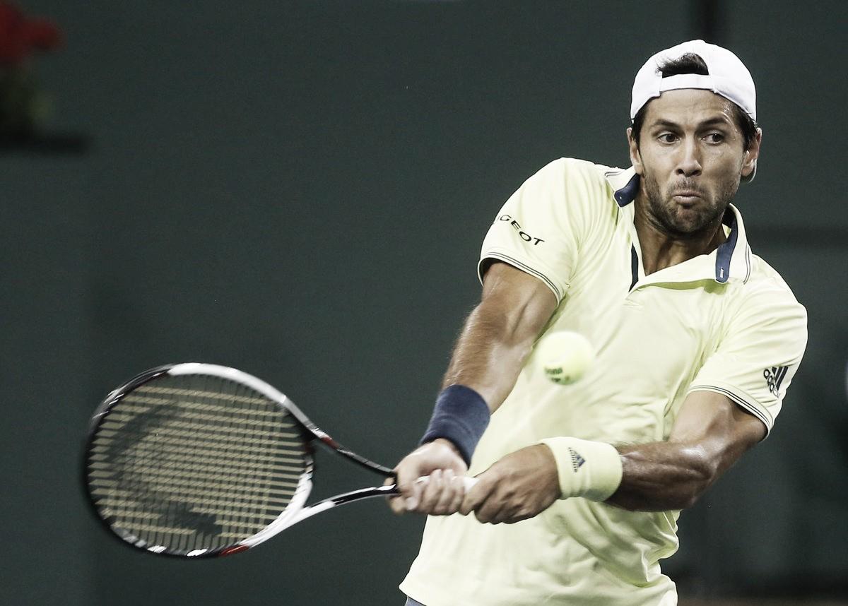 Atp Indian Wells, la pioggia rallenta Federer. Fuori Fognini e Dimitrov