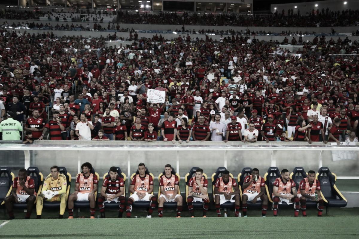 ad1181e2a5 Flamengo divulga parcial da venda de ingressos para clássico contra Botafogo