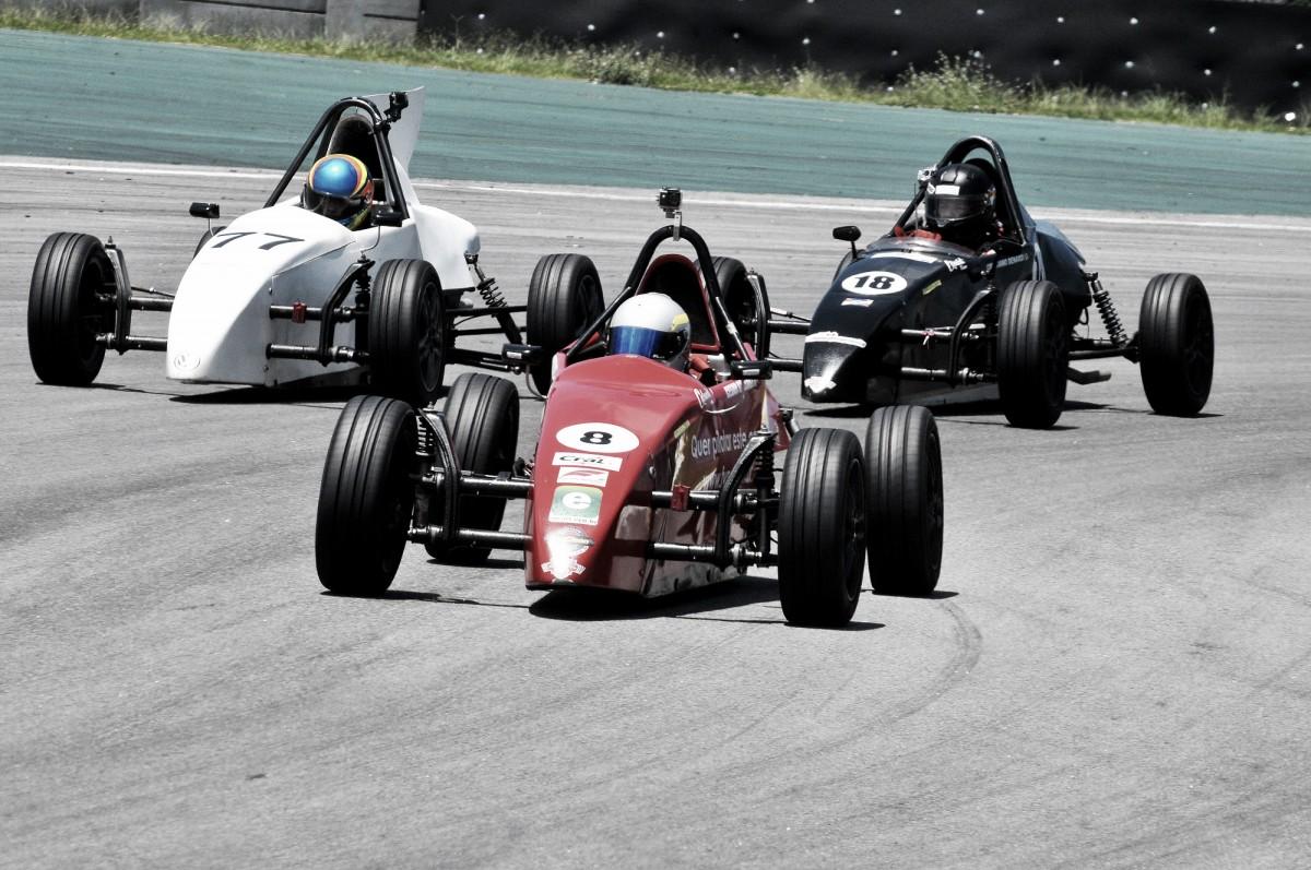 Fórmula Vee Júnior faz estreia em Interlagos