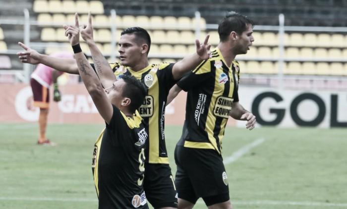 Deportivo Táchira fue el gran ganador de la fecha