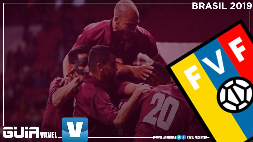 Guía Copa América VAVEL: Venezuela, un seleccionado luchando con sus propias competiciones