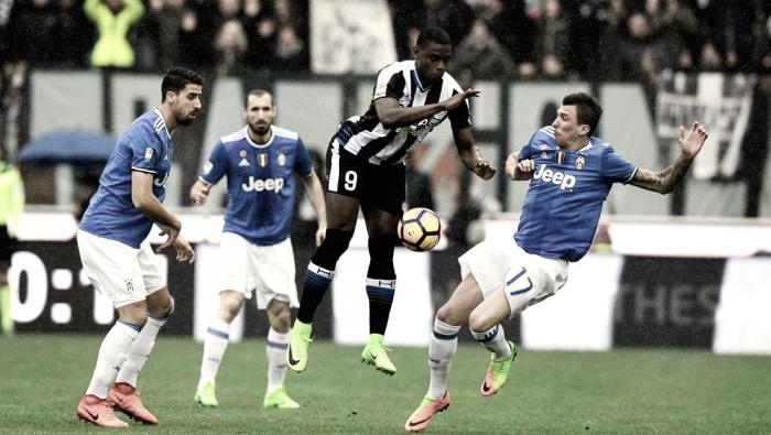 L'Udinese stoppa la Juve: alla Dacia Arena finisce 1-1