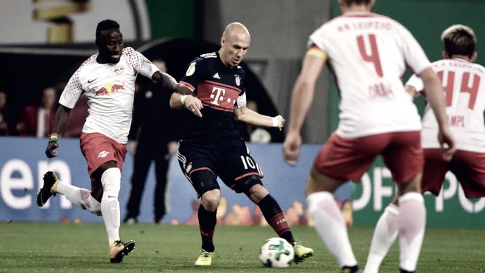 Dortmund volta a tropeçar e transforma Bayern-Leipzig numa luta pela liderança