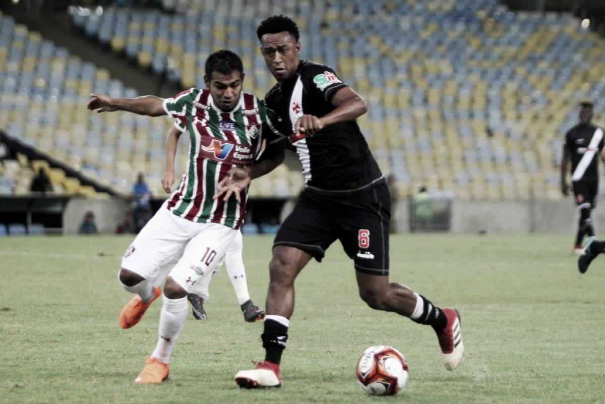 Análise: Vasco segura meio-campo do Fluminense e consegue virada histórica no Maracanã