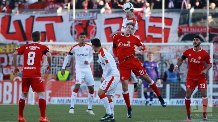 Würzburger Kickers 0-0 Fortuna Düsseldorf: Hosts unfortunate not to claim three points