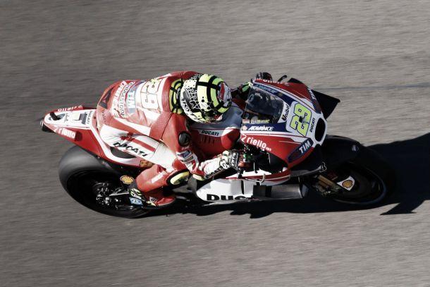 MotoGP, Valencia: Iannone su tutti nelle FP3