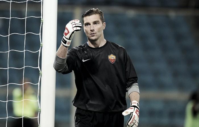 Aos 39 anos, experiente goleiro De Sanctis não renova contrato com a Roma