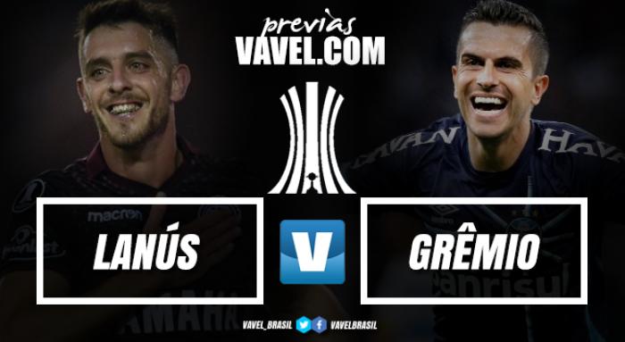 Grêmio encara Lanús em busca de suportar vantagem aberta e conquistar tri da Libertadores