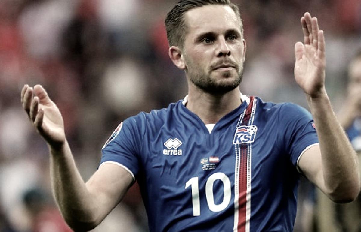 Fim do conto de fadas? Lesão pode deixar Sigurdsson fora da Copa do Mundo