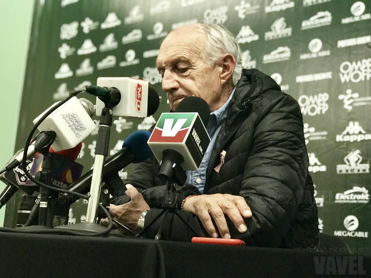 Héctor Hugo Eugui queda fuera de los 'Equinos'