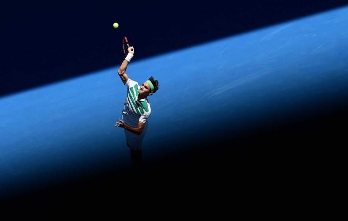 Australian Open, day 3: Federer controlla Dolgopolov
