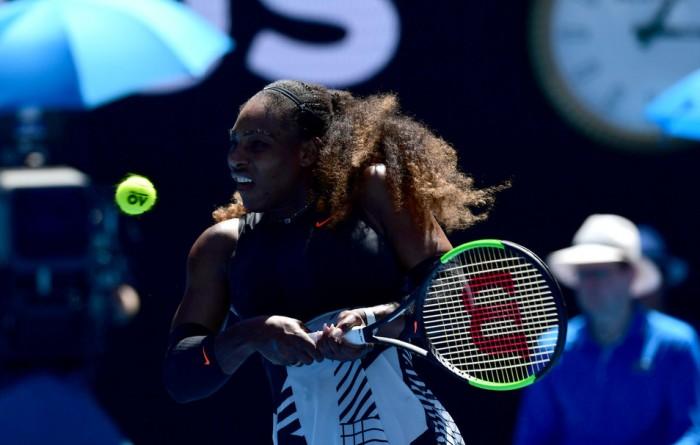 Australian Open 2017 - Serena Williams sul velluto, Konta travolge Wozniacki. Fuori Cibulkova