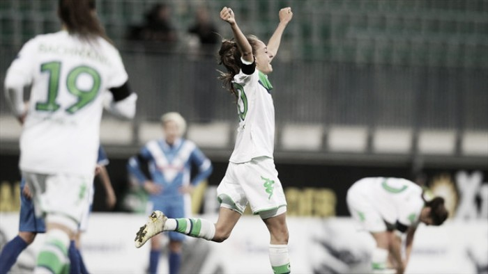 VfL Wolfsburg 3-0 ACF Brescia: The Germans prove their superiority