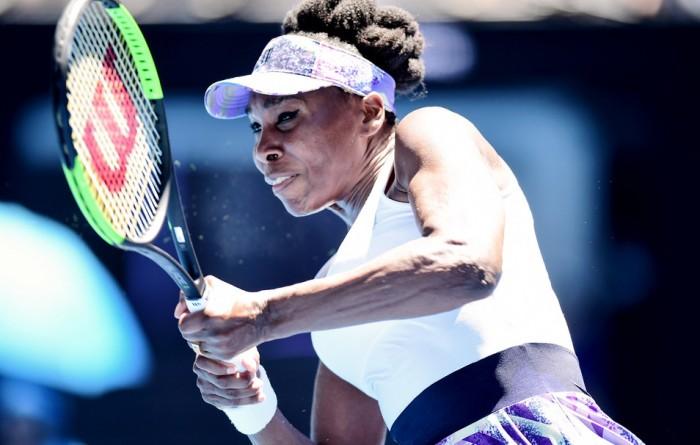 Australian Open 2017 - Venus Williams e Pavlyuchenkova ai quarti
