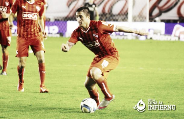 """Cristian """"Cebolla"""" Rodríguez: """"Estoy adaptándome de a poco al fútbol argentino"""""""