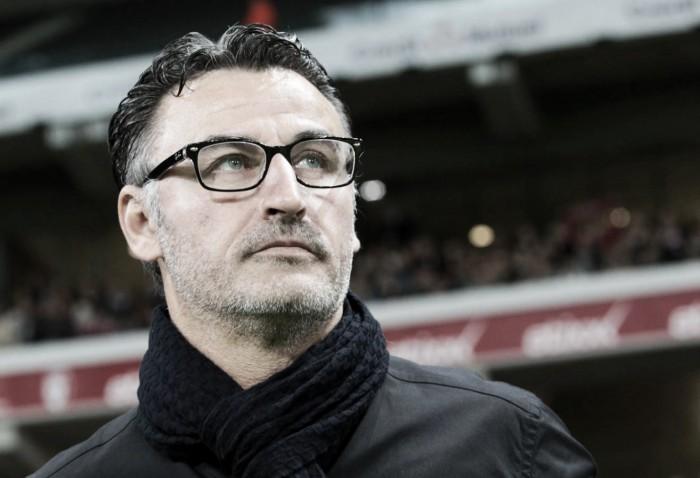 """Christophe Galtier: """"Lo importante era calificar esta noche"""""""