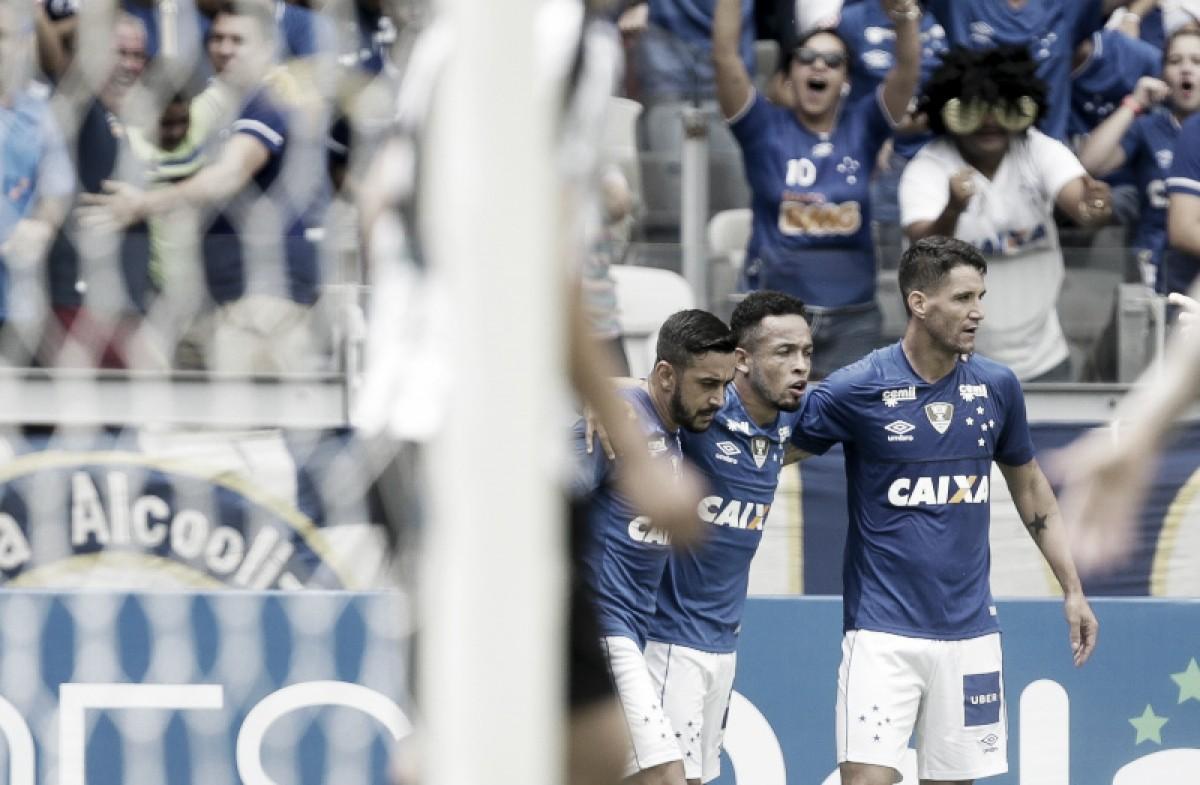 Estrela de Thiago Neves brilha, Cruzeiro volta a bater Tupi e avança à final do Mineiro