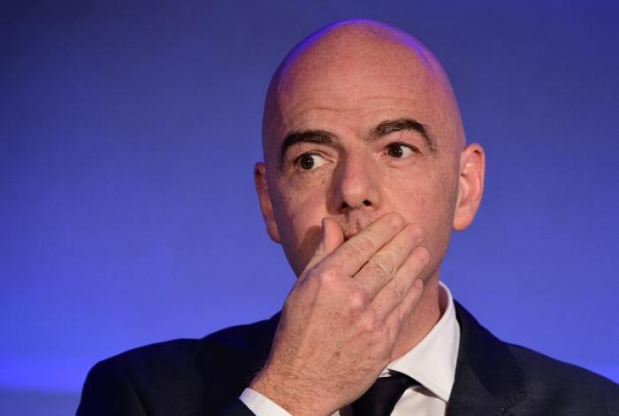 Graff: The Sham FIFA Vote