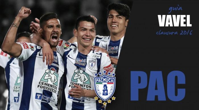 Guía VAVEL Clausura 2016: Pachuca