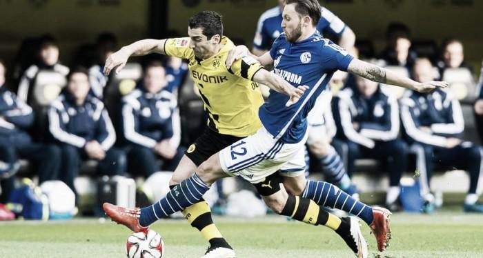 Resumen Borussia Dortmund 4-4 Schalke 04 en Bundesliga 2017