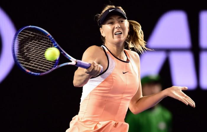 Australian Open, Vinci si arrende a Friedsam. Ok Sharapova e Bencic