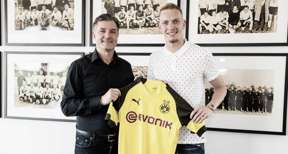 Campeão da DFB-Pokal no Frankfurt, meia Marius Wolf assina com Borussia Dortmund