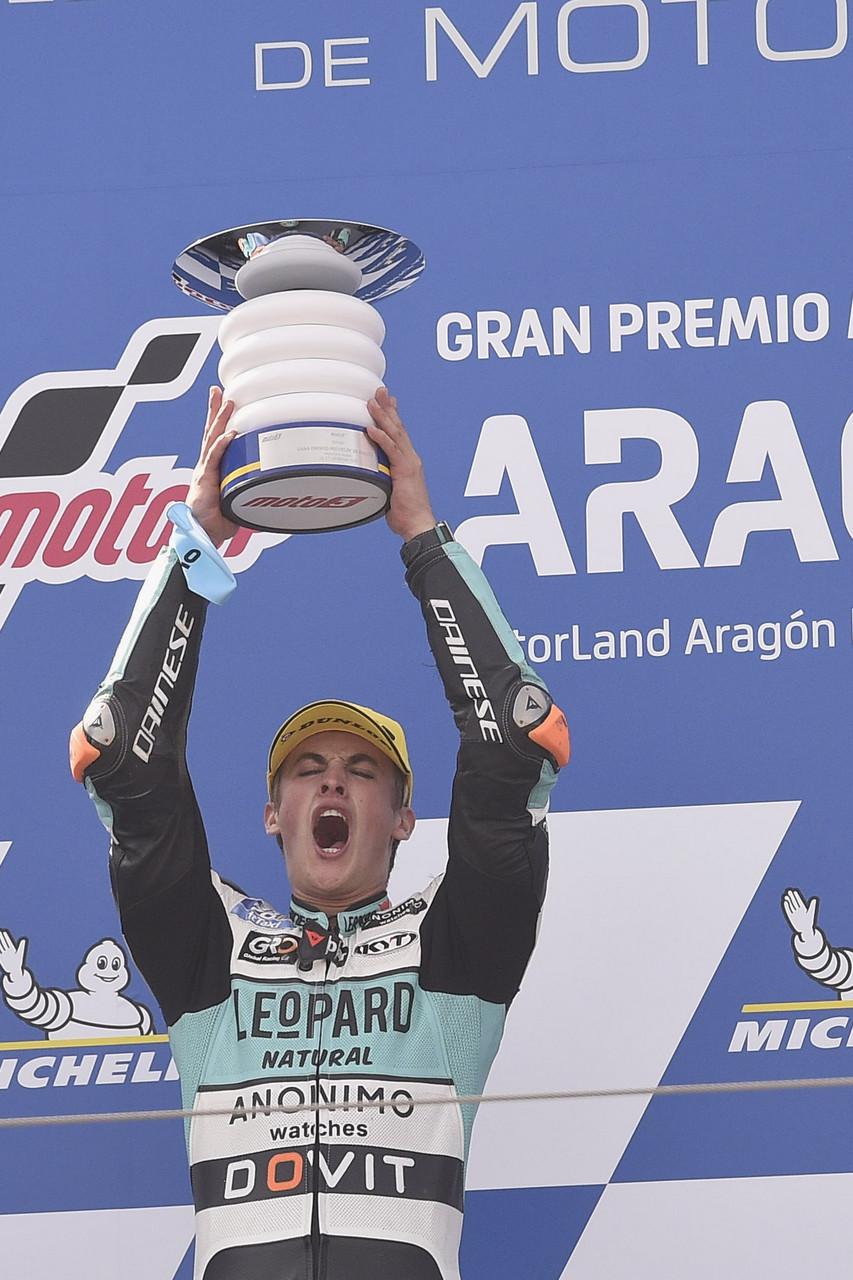 Previa de Moto3 GP Teruel: Arenas mantiene el liderazgo